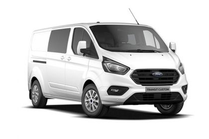Lease Ford Transit Custom van leasing