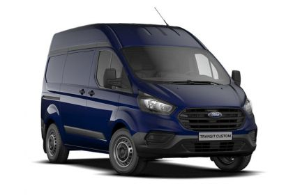 Ford Transit Custom Van High Roof 320 L2 2.0 EcoBlue MHEV FWD 130PS Trend Van High Roof Manual [Start Stop]