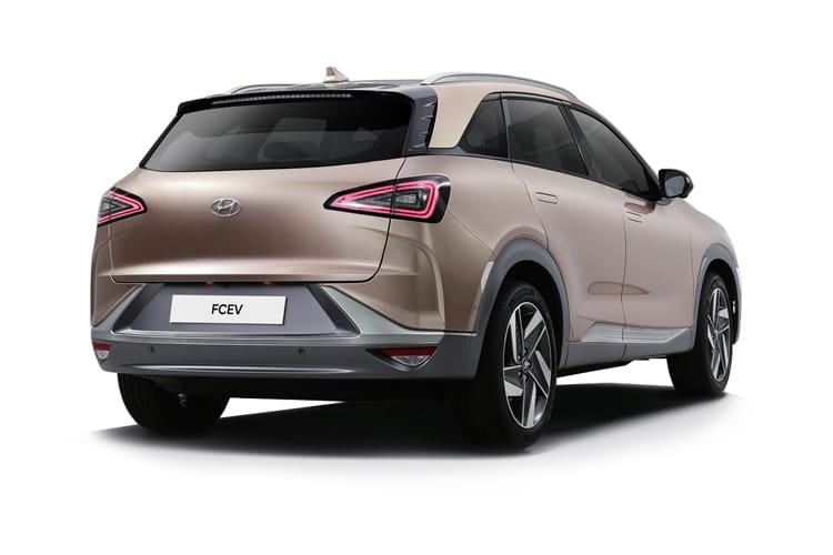 Hyundai Nexo SUV 0.0 Fuel Cell 163PS Premium SE 5Dr Auto back view