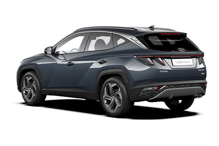 Hyundai Tucson SUV 1.6 T-GDi 177PS Premium 5Dr Manual [Start Stop] back view