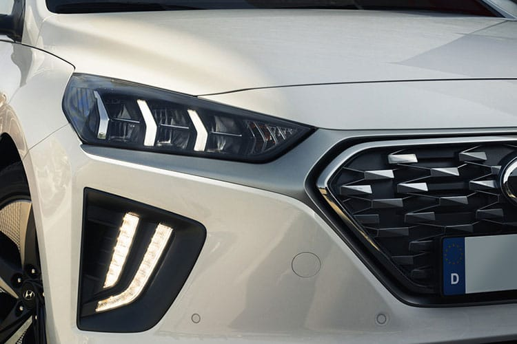 Hyundai IONIQ Hatch 5Dr 1.6 h-GDi 141PS SE 5Dr DCT [Start Stop] detail view