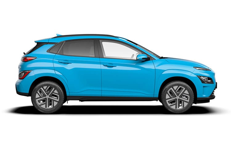 Hyundai KONA SUV Elec 64kWh 150KW 204PS Ultimate 5Dr Auto [10.5kW Charger] detail view
