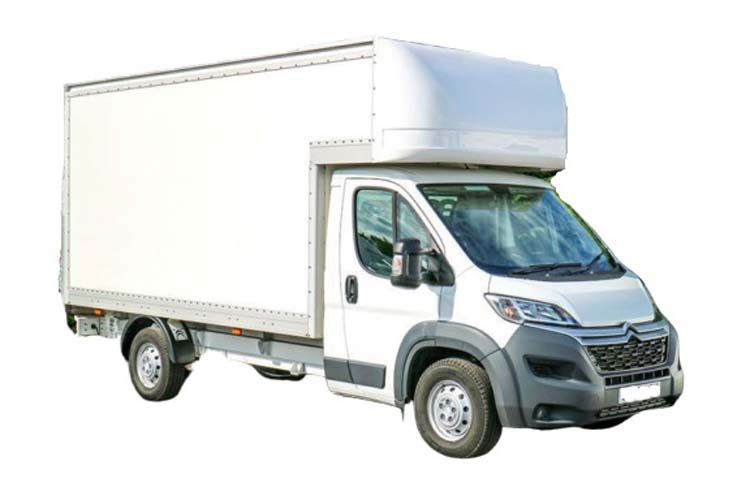 Citroen Relay 35 L3 2.2 BlueHDi FWD 165PS Ready to Run Plus Box Van Manual [Start Stop] front view