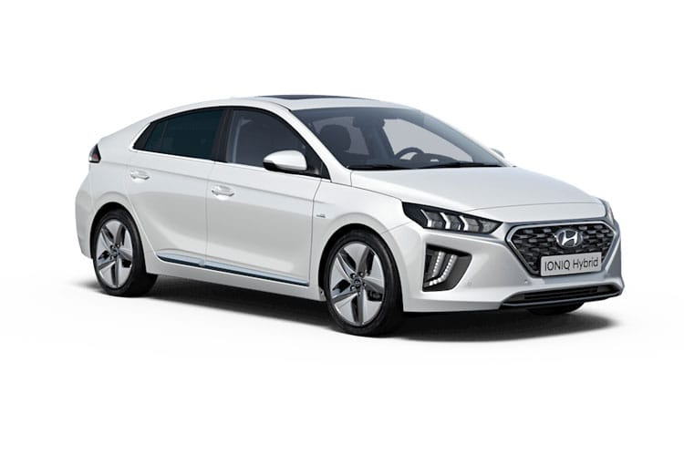 Hyundai IONIQ Hatch 5Dr 1.6 h-GDi 141PS SE 5Dr DCT [Start Stop] front view