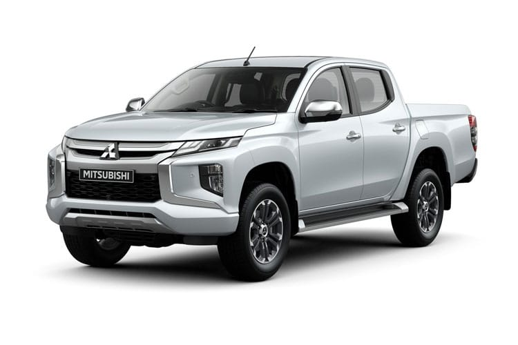 Mitsubishi L200 Pick Up Double Cab 4wd 2.2 DI-D 4WD 150PS Barbarian Pickup Double Cab Auto [Start Stop] front view