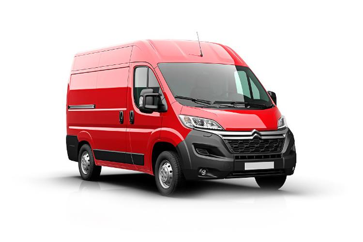 Citroen Relay 35 Heavy L3 2.2 BlueHDi FWD 140PS Worker Van High Roof Manual [Start Stop] front view