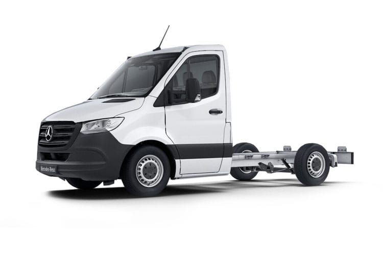 Mercedes-Benz Sprinter 314 L2 3.5t FWD 2.1 CDi FWD 143PS  Chassis Cab Manual [Start Stop] front view