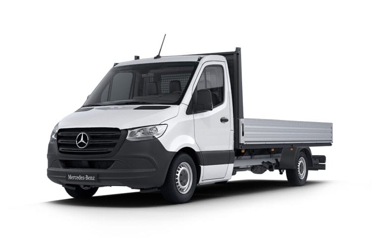 Mercedes-Benz Sprinter 311 L2 3.5t FWD 2.1 CDi FWD 114PS  Dropside Manual [Start Stop] front view