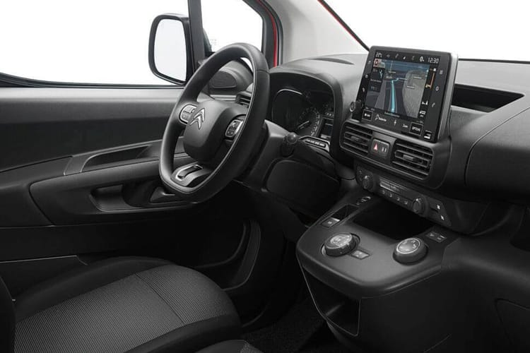 Citroen Berlingo M 650Kg 1.5 BlueHDi FWD 75PS X Van Manual [Start Stop] inside view