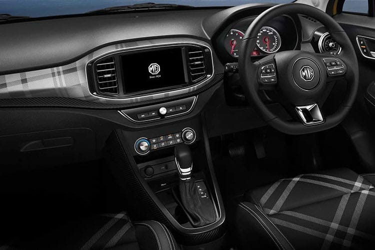 MG Motor UK MG3 Hatch 5Dr 1.5 VTi-TECH 106PS Exclusive Nav 5Dr Manual [Start Stop] inside view