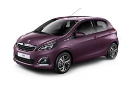 Peugeot 108 Hatchback Hatch 5Dr 1.0  72PS Collection 5Dr Manual [Start Stop]