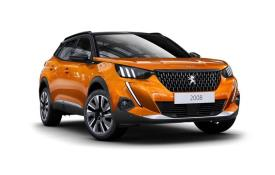 Peugeot 2008 SUV SUV 1.5 BlueHDi 110PS Allure Premium 5Dr Manual [Start Stop]