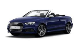 Audi A3 Convertible 35 Cabriolet 2Dr 1.5 TFSI 150PS S line 2Dr S Tronic [Start Stop] [Technology]