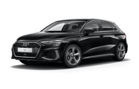 Audi A3 Hatchback 40 Sportback 5Dr 1.4 TFSIe PHEV 13kWh 204PS S line 5Dr S Tronic [Comfort Sound]
