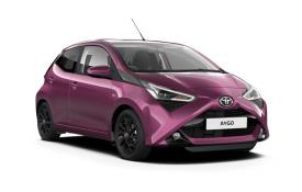 Toyota Aygo Hatchback Hatch 5Dr 1.0 VVTi 71PS x-play Safety Sense 5Dr x-shift