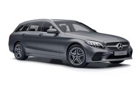 Mercedes-Benz C Class Estate C300e Estate 2.0 PiH 13.5kWh 320PS AMG Line Night Edition 5Dr G-Tronic+ [Start Stop] [Premium]