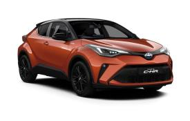 Toyota C-HR SUV 5Dr 1.8 VVT-h 122PS Dynamic 5Dr CVT [Start Stop] [Lthr]