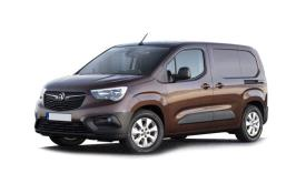 Vauxhall Combo Van Cargo L2 2300 1.5 Turbo D FWD 100PS Edition Van Manual