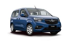 Vauxhall Combo MPV Life XL MPV 1.2 Turbo 110PS Edition 5Dr Manual [Start Stop] [5Seat]