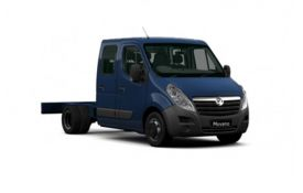 Vauxhall Movano HGV Chassis Cab R45DRW L3 2.3 CDTi BiTurbo DRW 165PS  Chassis Cab Manual [Start Stop]