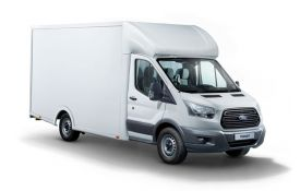 Ford Transit Luton 350 L5 2.0 EcoBlue FWD 170PS Leader Luton Manual [Start Stop] [Skeletal Low Floor]