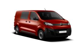 Citroen Dispatch Crew Van van leasing