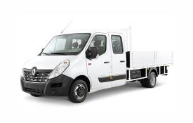 Renault Master Tipper LWB 35 RWD 2.3 dCi ENERGY RWD 145PS Business Tipper Double Cab Manual [Start Stop]