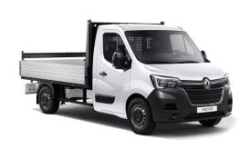 Renault Master Dropside MWBL 35TW RWD 2.3 dCi ENERGY DRW 145PS Business Dropside Manual [Start Stop]