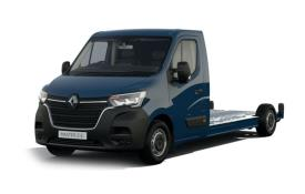Renault Master Chassis Cab LWB 35 FWD 2.3 dCi ENERGY FWD 150PS Business Chassis Double Cab Manual [Start Stop]