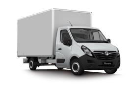 Vauxhall Movano Box Van F35 L3 2.3 CDTi BiTurbo FWD 145PS  Box Van Manual [Start Stop] [20m3]