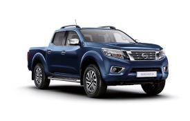 Nissan Navara Pickup PickUp DoubleCab 4wdS 2.3 dCi 4WS 190PS N-Guard Pickup Double Cab Auto