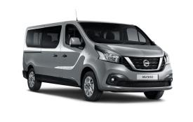 Nissan NV300 Combi L2 30 M1 2.0 dCi FWD 120PS Tekna Combi Manual