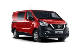 Nissan NV300 Crew Van L2 30 2.0 dCi FWD 145PS Acenta Crew Van Manual [Start Stop]