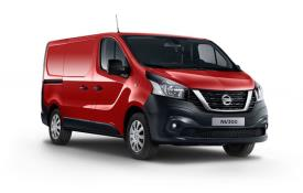 Nissan NV300 Van L2 30 1.6 dCi FWD 95PS Visia Van Manual [Start Stop]