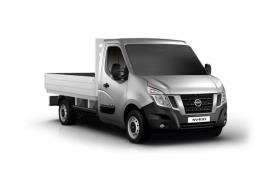 Nissan NV400 Dropside L4 35TW RWD 2.3 dCi DRW 145PS Acenta Dropside Manual [Start Stop]