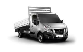 Nissan NV400 Tipper L3 35TW RWD 2.3 dCi DRW 145PS Tekna Tipper Manual [Start Stop]