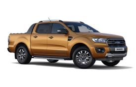 Ford Ranger Pickup PickUp Double Cab 4wd 2.0 EcoBlue 4WD 213PS Thunder Pickup Double Cab Auto [Start Stop]