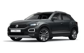 Volkswagen T-Roc SUV SUV 2wd 1.5 TSI EVO 150PS Black Edition 5Dr DSG [Start Stop]