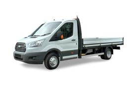 Ford Transit HGV Dropside 470 L2 DRW 2.0 EcoBlue DRW 130PS Premium Dropside Manual [Start Stop]