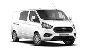 Ford Transit Custom Crew Van 320 L1 2.0 EcoBlue FWD 105PS Trend Crew Van Manual [Start Stop] [DCiV]