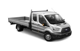Ford Transit Tipper 350 L3 2.0 EcoBlue FWD 130PS Leader Tipper Manual [Start Stop] [1Way 1Stop Aluminium Tool Pod]
