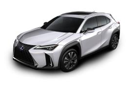 Lexus UX SUV 250h SUV 2.0 h 184PS UX 5Dr E-CVT [Start Stop] [Prem without Nav]
