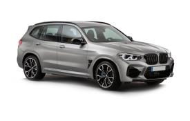 BMW X3 SUV xDrive20 SUV 2.0 d MHT 190PS M Sport 5Dr Auto [Start Stop] [Tech Plus]